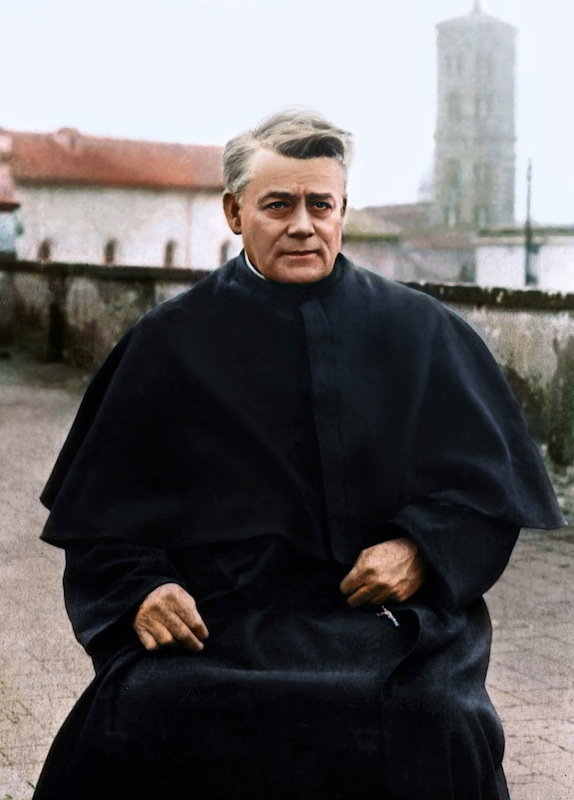 Venerable Father Francis Jordan, Founder of the Salvatorians